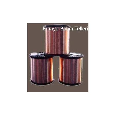 Emaye bobin teli elektrik pano motor for 0 25 divan saz teli