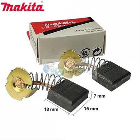 Makita M2300 Kömür JM23000123 Carbon Brush