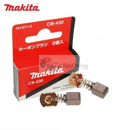 Makita M9506 Kömür 194722-3 Carbon Brush CB-459