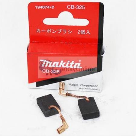 Makita M9509 Kömür 194074-2 Carbon Brush CB-325