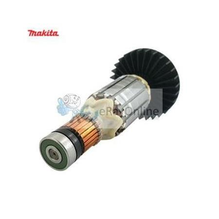 Makita Armature HR2610/2611 515359-7 Endüvi Rotor